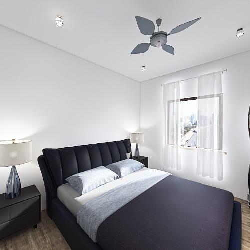 habitacion keyllin Interior Design Render