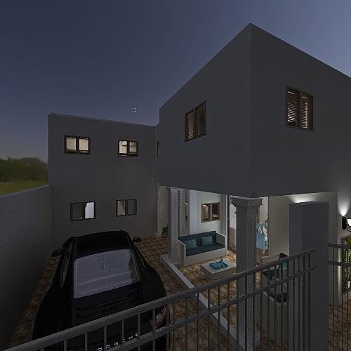 rodadero v3 Interior Design Render
