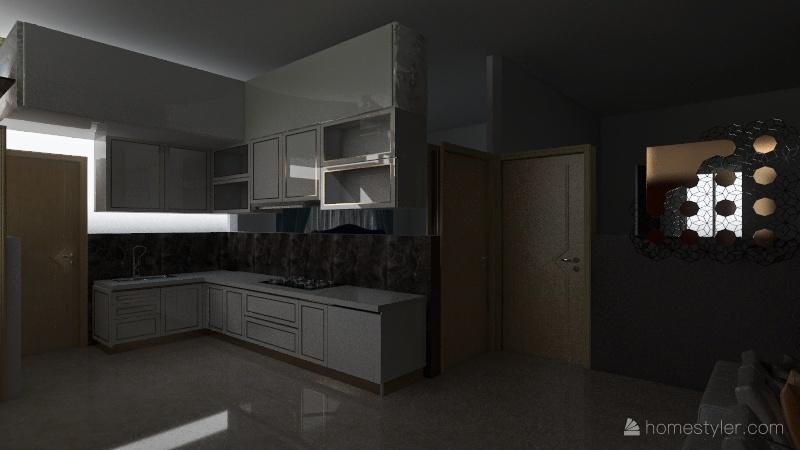 Part 1 Room Interior Design Render
