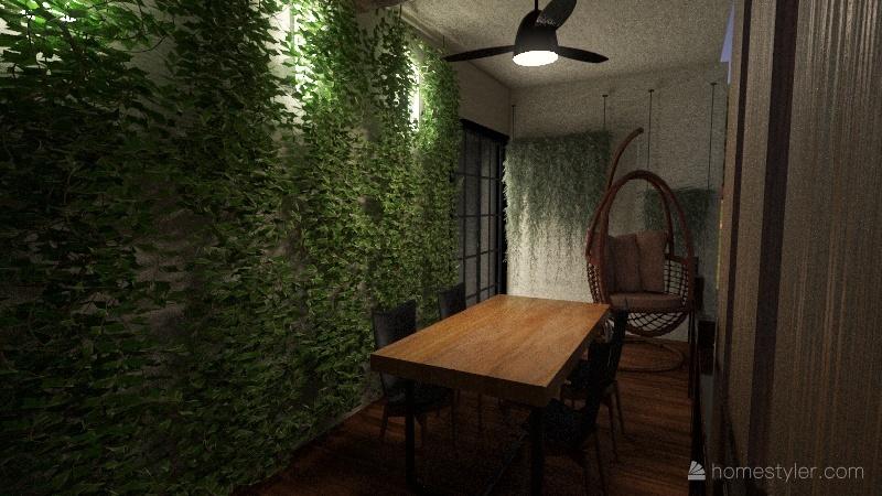 Diseño Casa - Versión Beta Interior Design Render