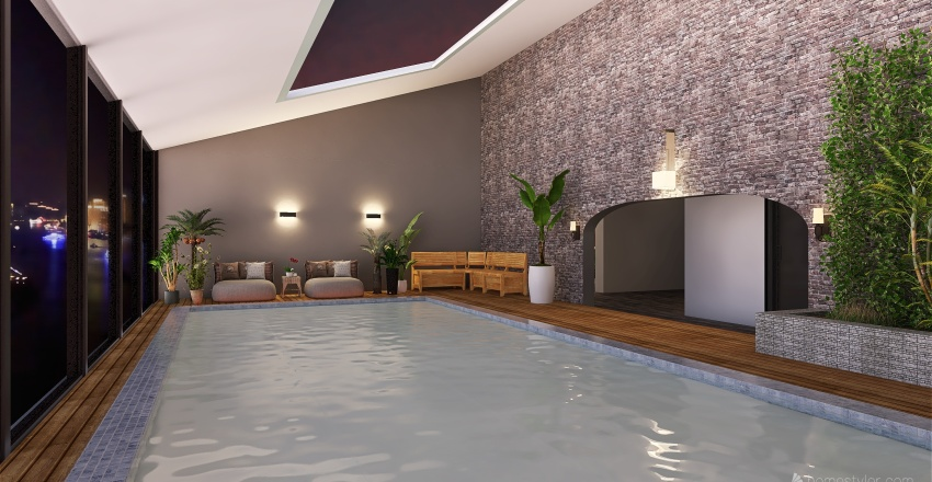 HTH Interior Design Render