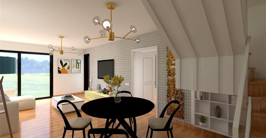 MARGUERITTES Interior Design Render