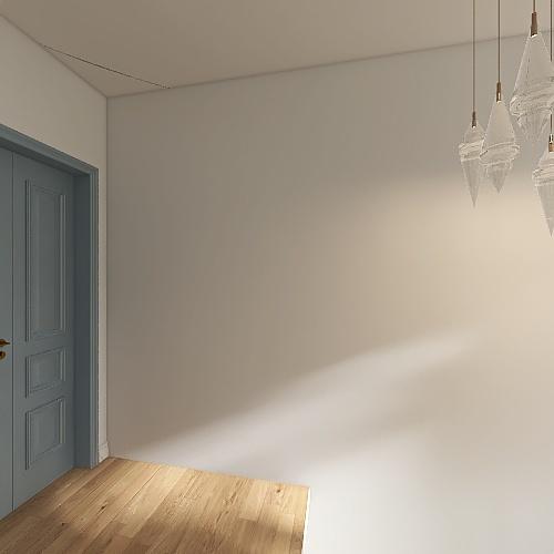 casa de campo  classica Interior Design Render
