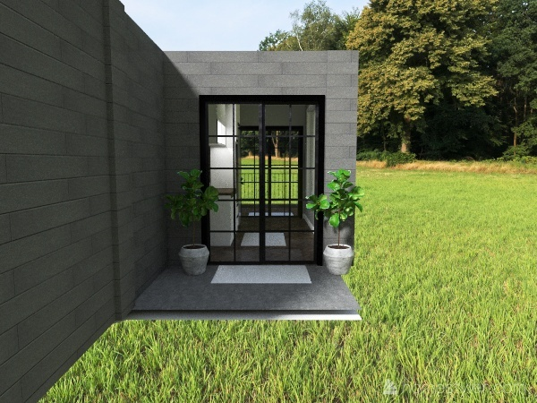 Just another Tiny Home! Interior Design Render