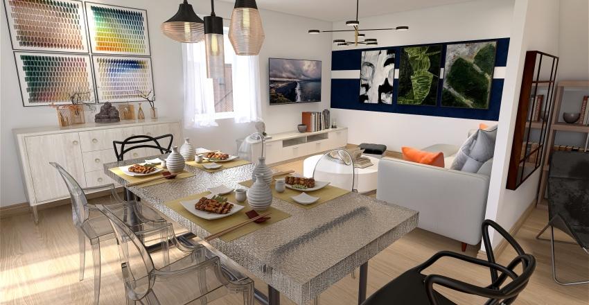 CORINNA Interior Design Render