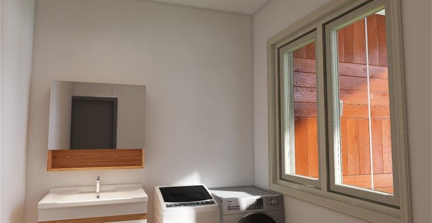 beutiful house Interior Design Render