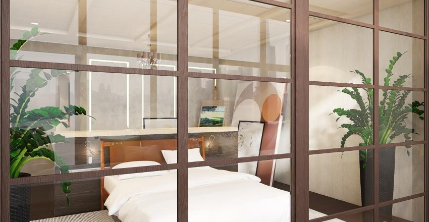 DRAMA INSPIRED HOUSE Interior Design Render
