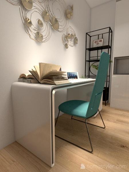 camera de zi Interior Design Render