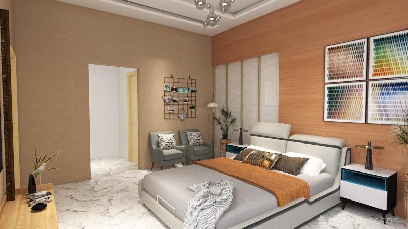 Zpn FRST FLOOR For views Interior Design Render