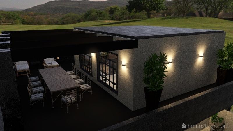 Mi casa - Modelo 5 Interior Design Render