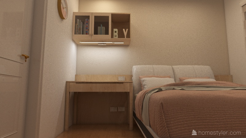 名人居 Interior Design Render