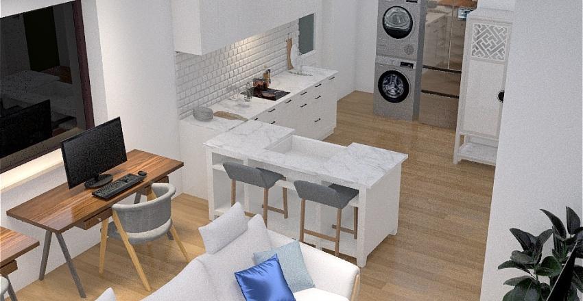 Copy of New House Interior Design Render