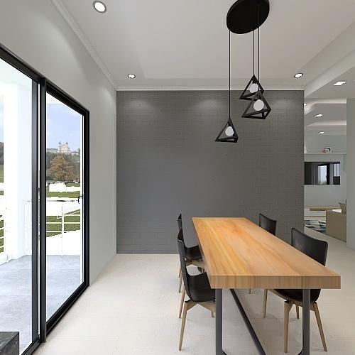 Copy of DESIGN 5 Interior Design Render
