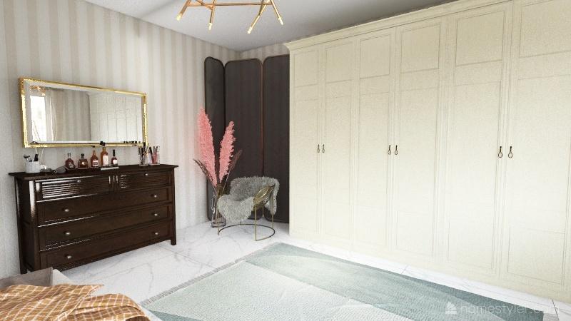 ORDINARY APARTMENT Interior Design Render