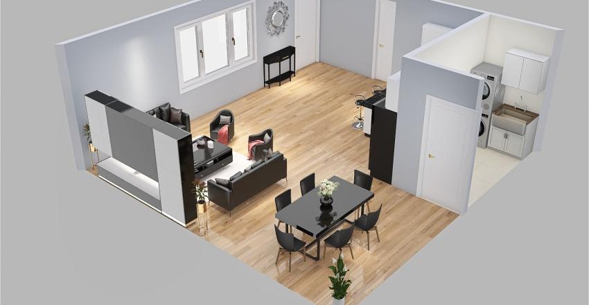 R2timhinerman Interior Design Render