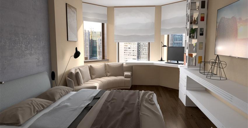 Copy of appartment v3 Interior Design Render