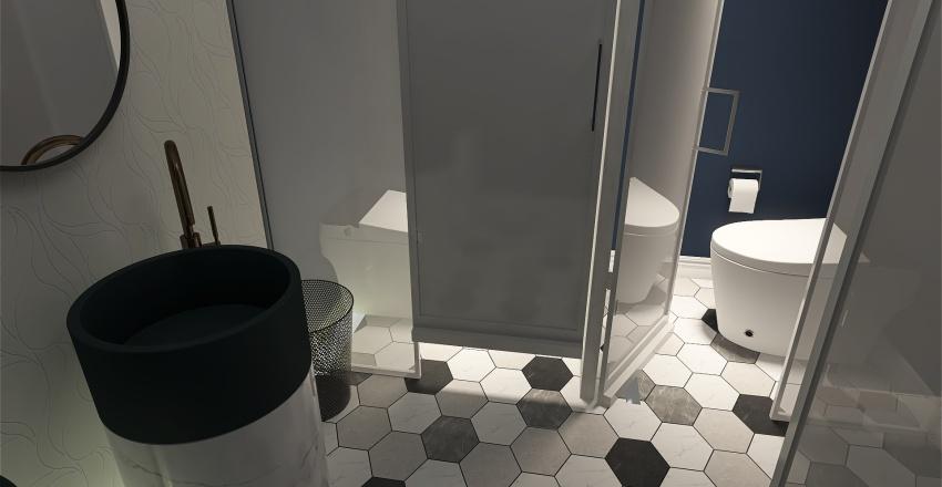 BANHEIROS Interior Design Render