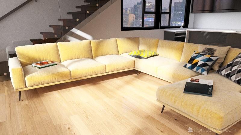 8/12 Interior Design Render
