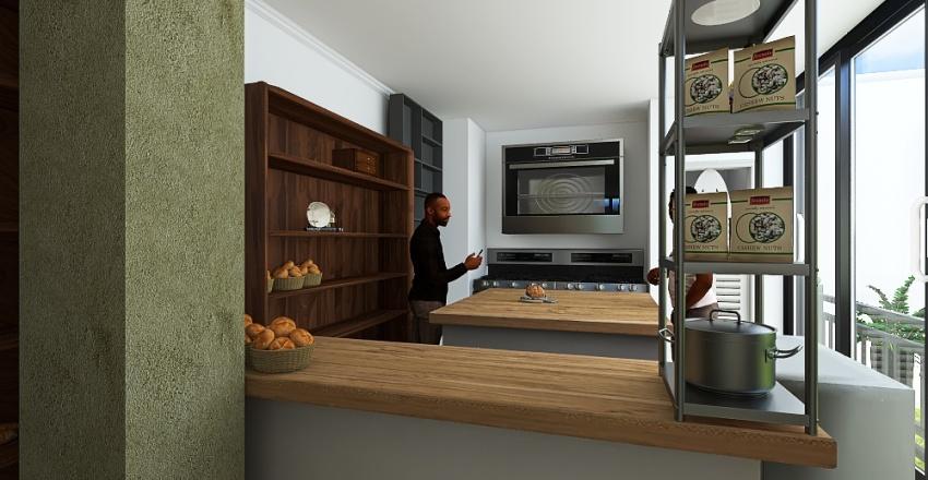 ELLA Interior Design Render