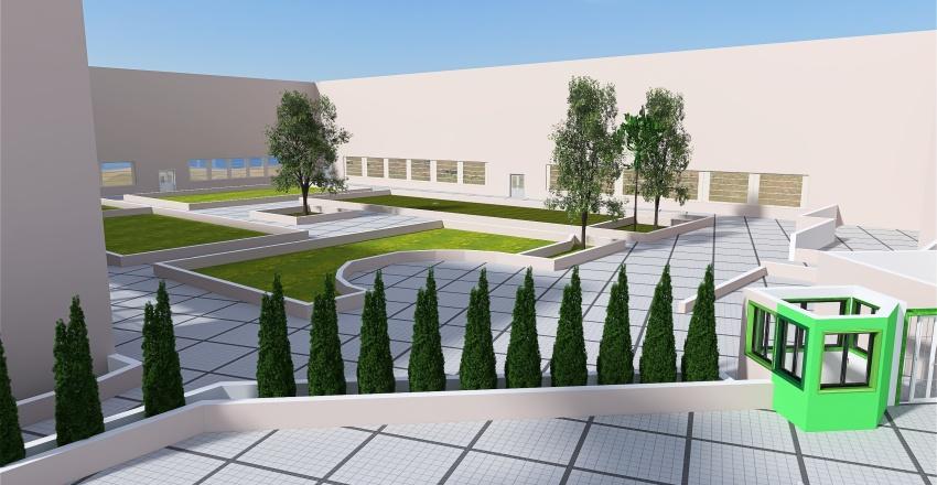 Jardin Propuesta 1 Interior Design Render