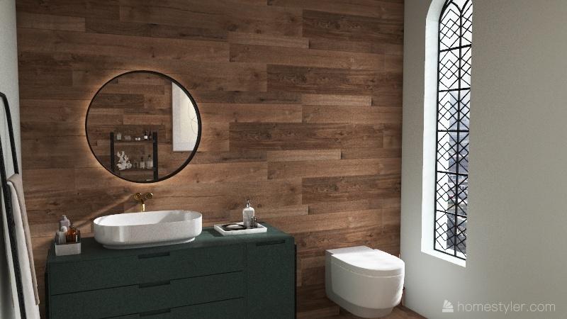 4 Interior Design Render