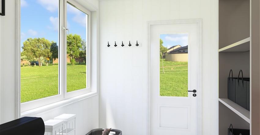 Craftroom Interior Design Render
