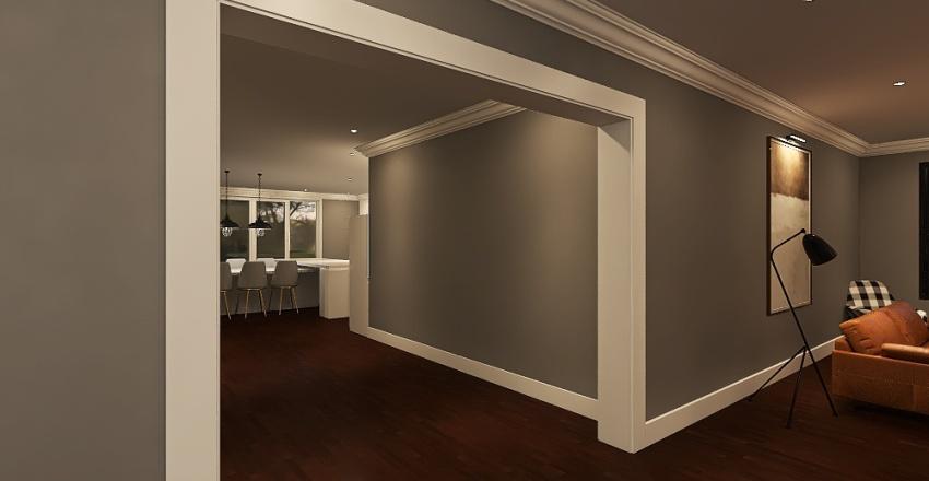 Cozy dreams Interior Design Render