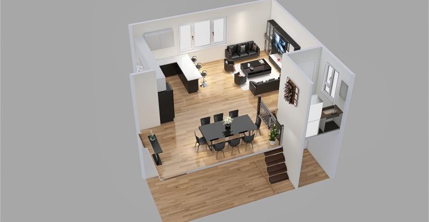 R1timhinerman Interior Design Render