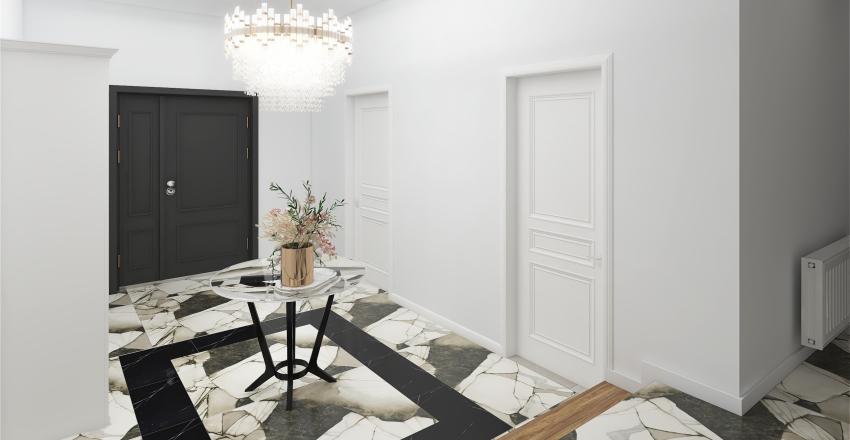 Finishes Interior Design Render