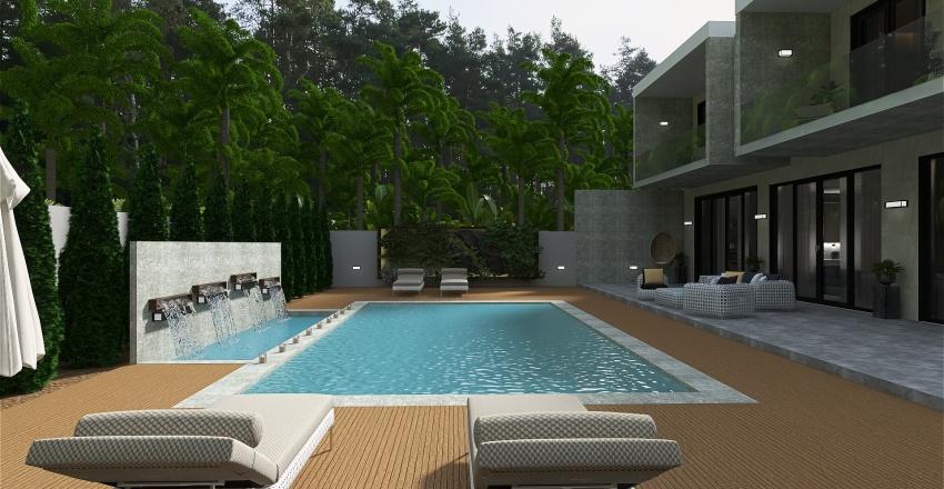 Vizual Home 01 Interior Design Render