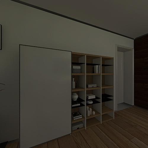 henrykowska Interior Design Render