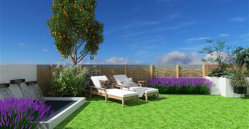 Outdoor project Interior Design Render