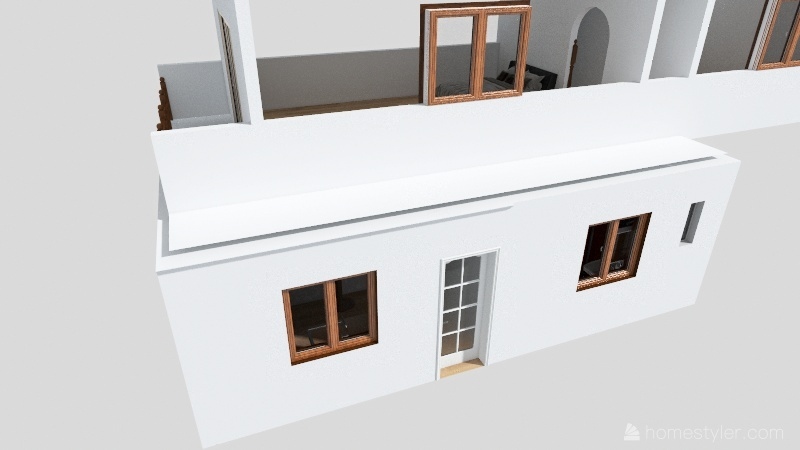 koupelna vpravo C share Interior Design Render