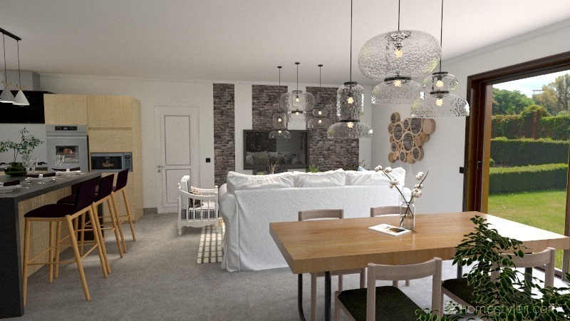 CATALOGUE NINA Interior Design Render