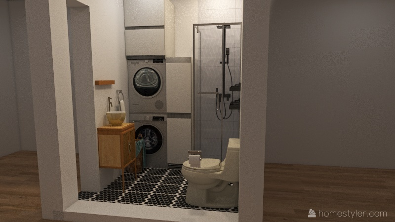Jenn Remodel Interior Design Render