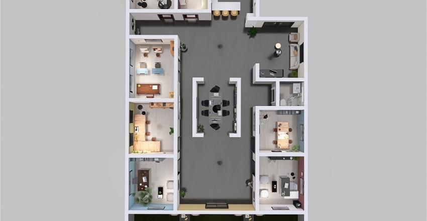 NUEVO Interior Design Render
