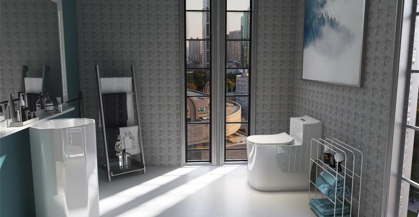 Metropolitan Metropolis Interior Design Render