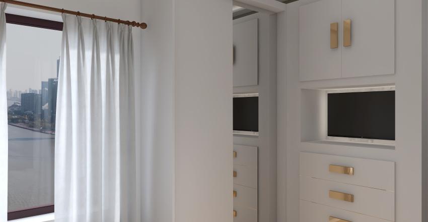 quarto da fe Interior Design Render