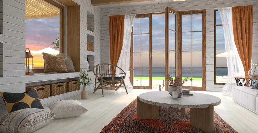 my summer vibes Interior Design Render