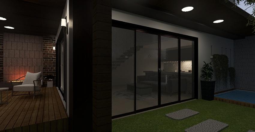faffafaf Interior Design Render