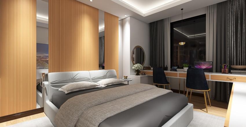 antonia condo Interior Design Render