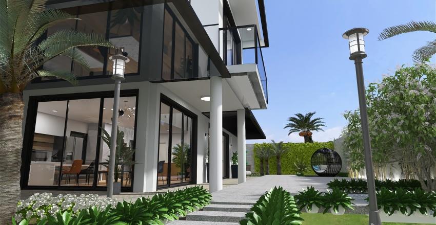 Project Tay Ninh_16082021 Interior Design Render