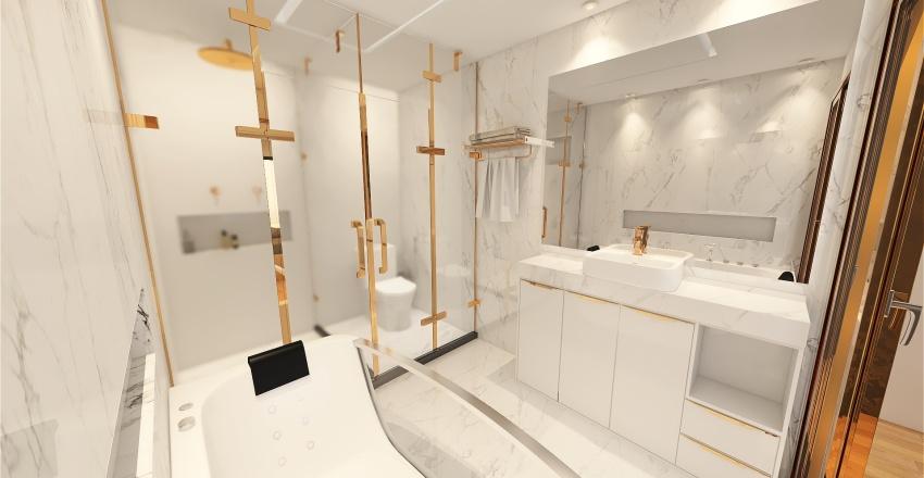Casa Nascentes do Tarumã Interior Design Render