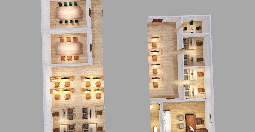 venkateshwara Interior Design Render
