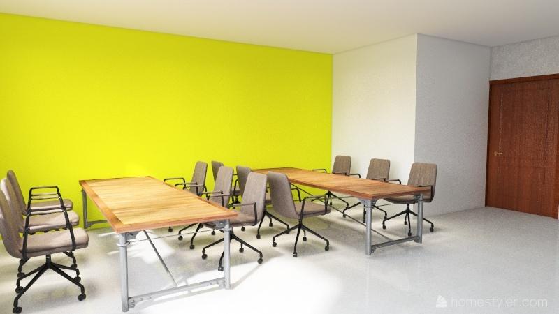 Copy of escritorio yours Interior Design Render