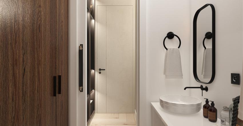 [ 1ST AVENUE - NYC ] Interior Design Render