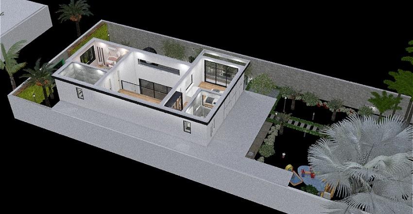 Project Tay Ninh_21082021 Interior Design Render