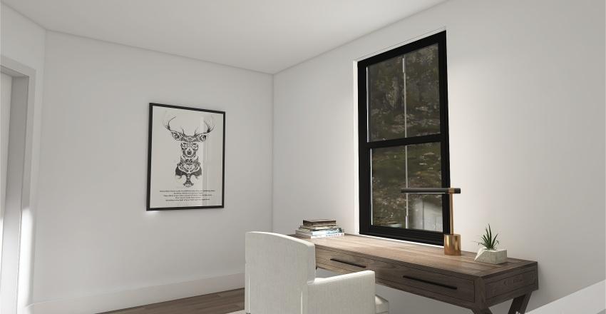 Park city Reno Interior Design Render
