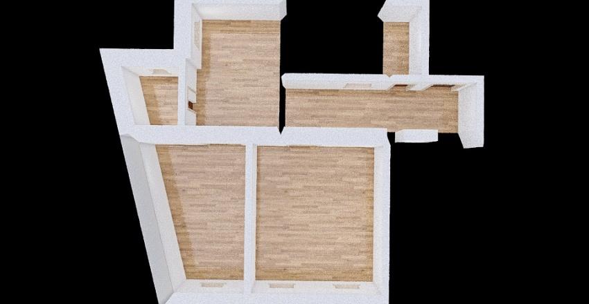 Copy 3 of Aisha's flat Interior Design Render