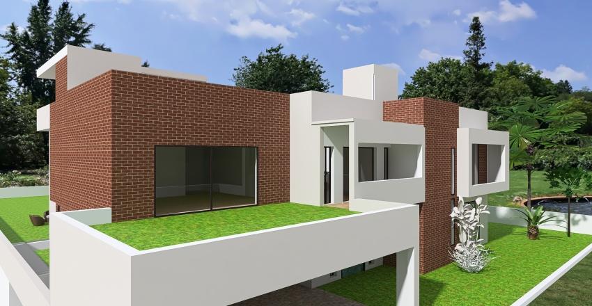DHA Lahore 4 Kanal Interior Design Render